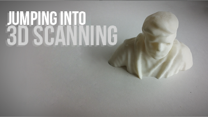 Jumping into 3D Scanning